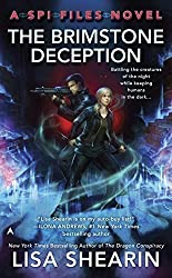 The Brimstone Deception: A SPI Files Novel by Lisa Shearin (2016-01-26)