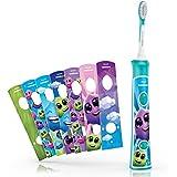 Philips Sonicare HX6322/04 - Cepillo de dientes eléctrico para niños con Bluetooth