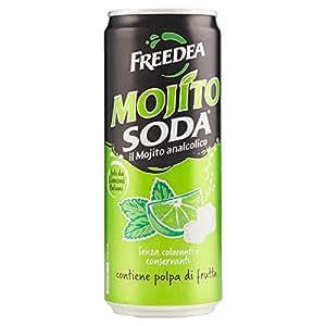 mojitosoda 24 x 0 33l dose mojito soda ohne alkohol lebensmittel getr nke. Black Bedroom Furniture Sets. Home Design Ideas