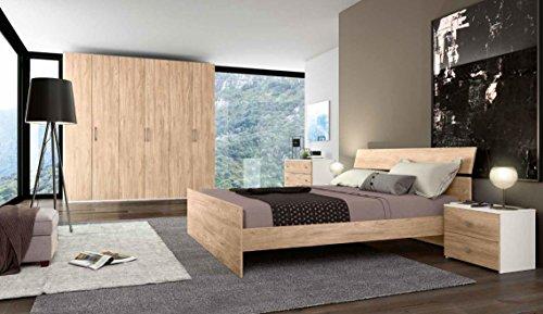 Klipick camera da letto, matrimoniale, completa, amica.