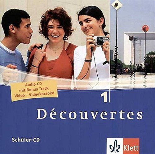 Découvertes 1. Schüler-CD