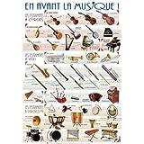 Posters educatifs/en avant la musique