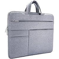 ONCHOICE Maletín para portátil, 14-15.6 Inch Funda protectora Impermeable de Notebook Laptop paraMacBook Pro/Pro Retina/Acer/Asus/Dell/Lenovo/HP