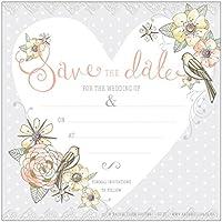 Rachel Ellen Design-Carta per matrimoni, motivo