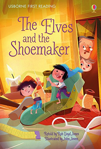 The Elves and the Shoemaker (First Reading Series 4) por Rob Lloyd Jones