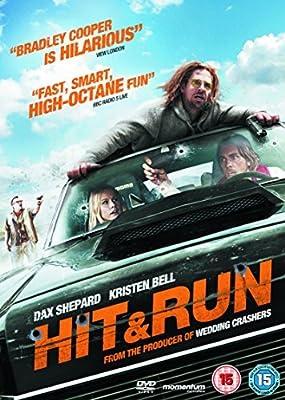 Hit and Run [DVD] by Kristen Bell