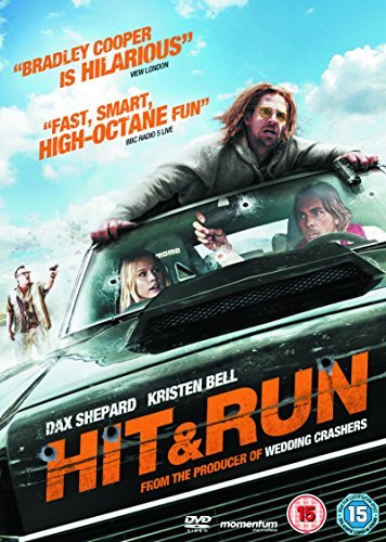 Hit and Run [DVD] by Kristen Bell