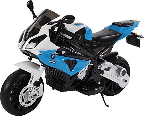 BMW 1000RR Kids Ride on moto elettrica 12V–3colori