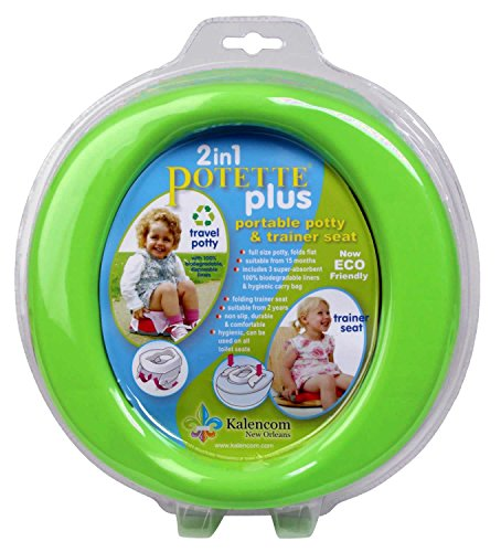 kalencom-2-in-1-potette-plus-green-color-green