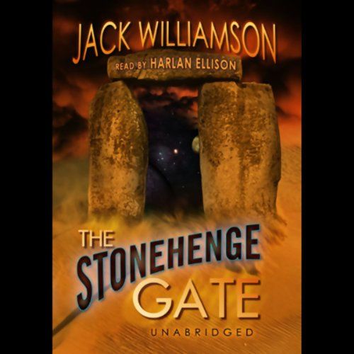The Stonehenge Gate  Audiolibri