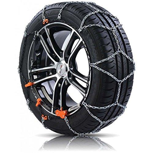 catene da neve omologate gr 110 per pneumatici misura 215/65 r16