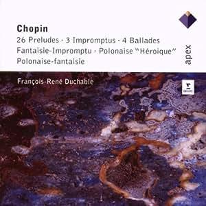 Chopin: 26 Preludes / 4 Ballades by Apex (2008-06-23)