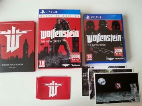 Wolfenstein: The New Order - Occupied Edition [Importación UK]