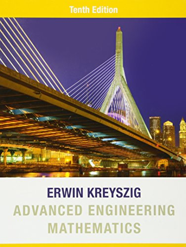 Advanced Engineering Mathematics 10E