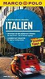MARCO POLO Reiseführer Italien: Reisen mit Insider-Tipps. Mit EXTRA Faltkarte & Reiseatlas