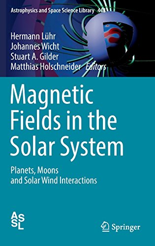 Magnetic Fields in the Solar System: Planets, Moons and Solar Wind Interactions (Astrophysics and Space Science Library)