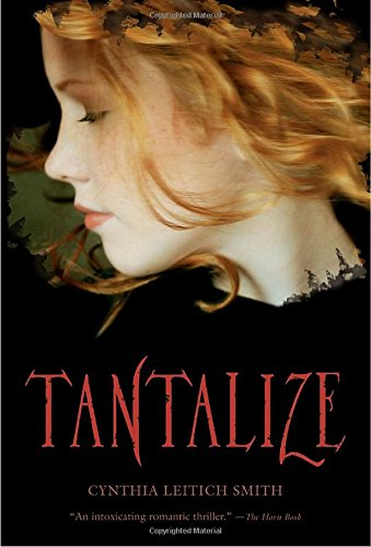 Book cover for Tantalize
