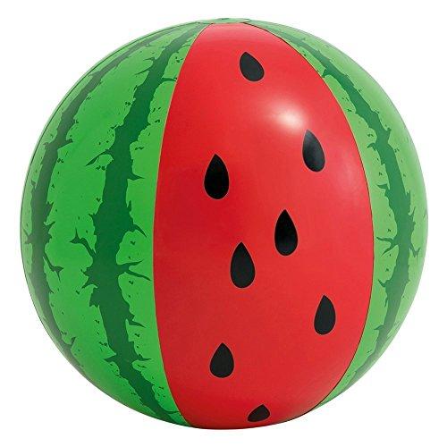VEDES Großhandel GmbH - Ware 77804528 Strandball Melone, Durchmesser 107 cm