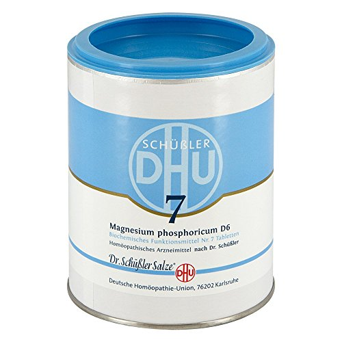 DHU Schüßler-Salz Nr. 7 Magnesium phosphoricum D6, 1000 St. Tabletten