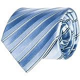 Emporio Armani Krawatte Herren Hellblau