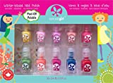 Suncoat Girl Party Palette Set 10 Mini Nagellack für Kinder