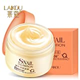 Generic New Arrival LAIKOU Snail Extract Sleep Face Mask Disposable Mask To Face Whitening Facial Mask Face Care Skin Care