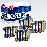 20x Drucker Patronen 2018 Inbusco für Epson PK 29 XL Expression Home XP 235 XP 245 XP247 XP332 XP342 XP345 XP 432 XP435 XP442 NEU