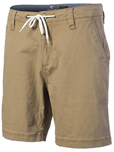 Rip Curl Herren Easy 19 Zoll Walkshort Lead Gray