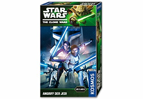 KOSMOS - Juego de Dados Clone Wars Star Wars