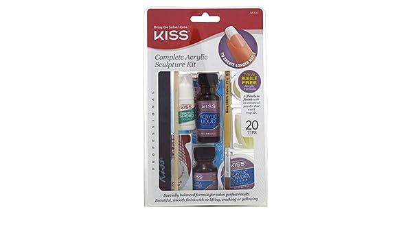 Acrylic Powders & Liquids Honesty Kiss Complete Acrylic Sculpture Kit 13020 Ak100 Salon Results