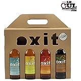 Coffret Bière Oxit 4 bouteilles 33cl Bière Française du Tarn.