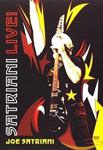 Joe Satriani - Satriani Live! [2 DVDs]
