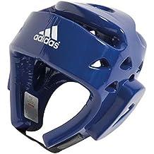 Casco Karate/Taekwondo azul/rojo Adidas adithg01–azul, S