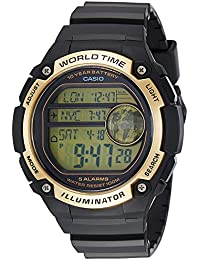 Casio Youth Digital Black Dial Men's Watch-AE-3000W-9AVDF (D136)