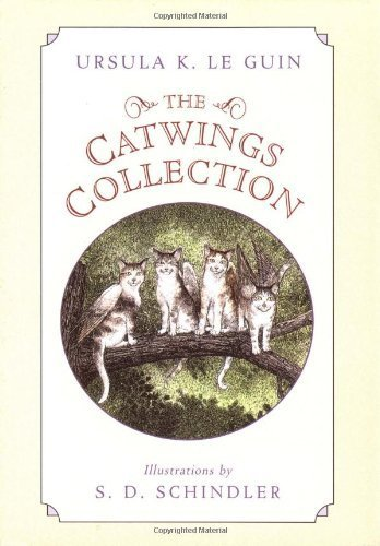 The Catwings Collection (4 Volume Set) by Ursula K. LeGuin (2003) Paperback