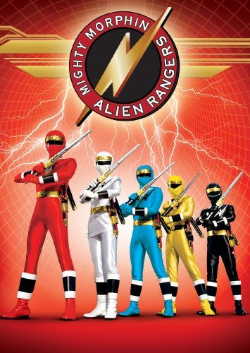Power Rangers: Mighty Morphin Alien Rangers by Various