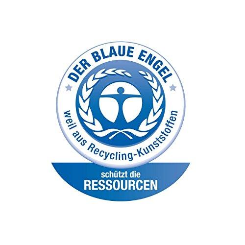 Interessant etm® Bodenschutzmatte | TÜV / Blauer Engel | transparent, für  NQ45