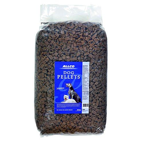 Allco Vollnahrung für Hunde, Erwachsener Hund, Trockenfutter, Premium Dog Pellets, 20 kg