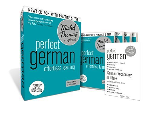 Perfect German: Revised (Learn German with the Michel Thomas Method) (A Hodder Education Publication) by Michel Thomas (2014-09-01)