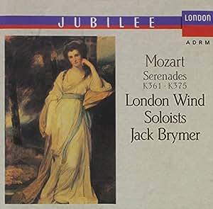 Mozart-Serenades pour Instruments a Vent