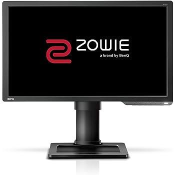 BenQ ZOWIE XL2411 24 Inch 144Hz e-Sports Gaming Monitor with 1ms, Black eQualizer, Dark Grey