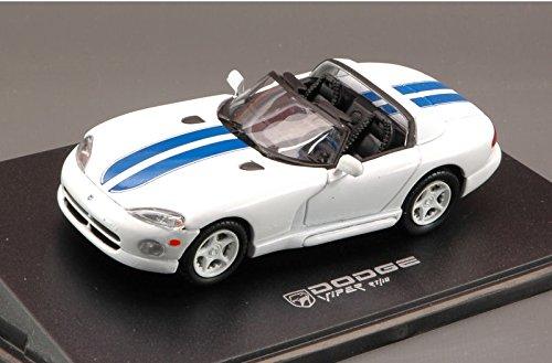 dodge-viper-white-blu-143-universal-hobbies-auto-competizione-modello-modellino-die-cast