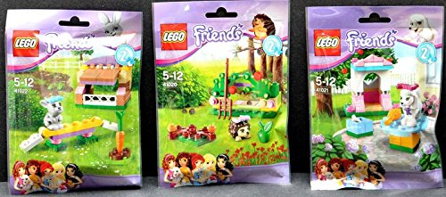 LEGO-Friends-Animal-Set-Series-2