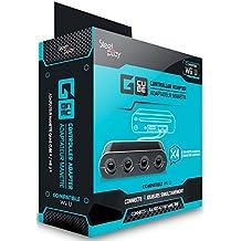 Steelplay - Adaptador Para Mando Gamecube (Nintendo Wii U)