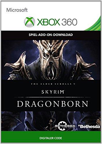 The Elder Scrolls V: Skyrim: Dragonborn [Xbox 360 - Download Code] Skyrim V Für Xbox 360