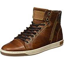 BULLBOXER Herren 5836a Hohe Sneaker