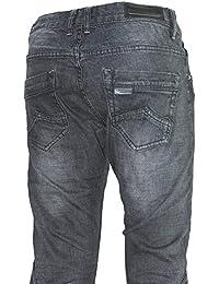 D skins - jeans homme - noir used