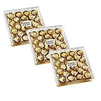 Ferrero Rocher Chocolate 24 Pieces (Pack of 3)
