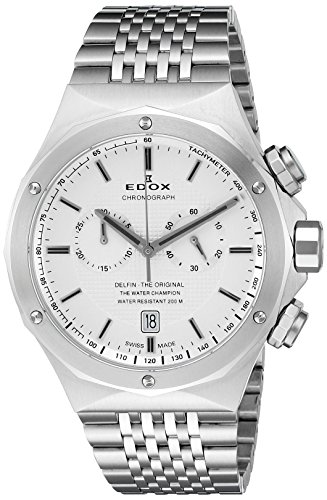 Edox Delfin montre homme Delfin The Original 10108 3 AIN