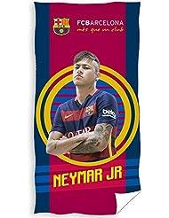 F.C. Barcelona–Toalla, diseño de Neymar oficial